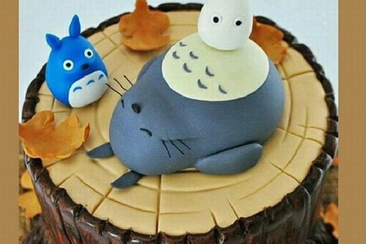 みんな大好き!素晴らしい出来のトトロのケーキ14選