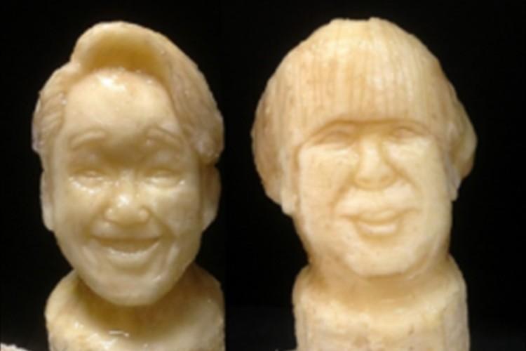 """バナナ彫刻師がつくる""""バナナ彫刻""""がリアル過ぎて凄すぎる!"""