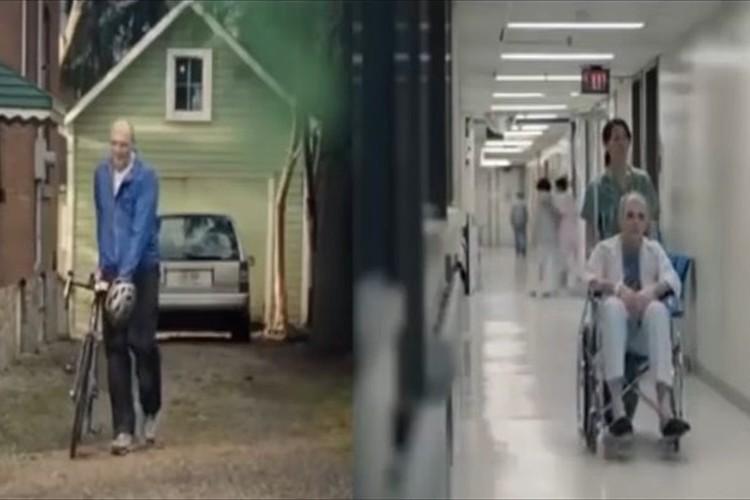 """""""健康第一""""と痛感させられる老後の「健康」と「不健康」を比較した動画"""
