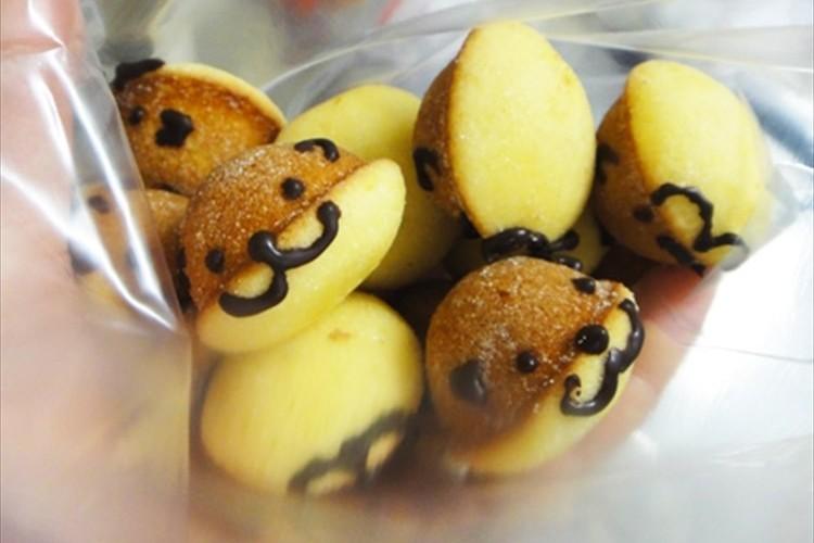 おいしい+かわいい=最強のお菓子!「鈴カステラ」をカワウソするのが流行中!