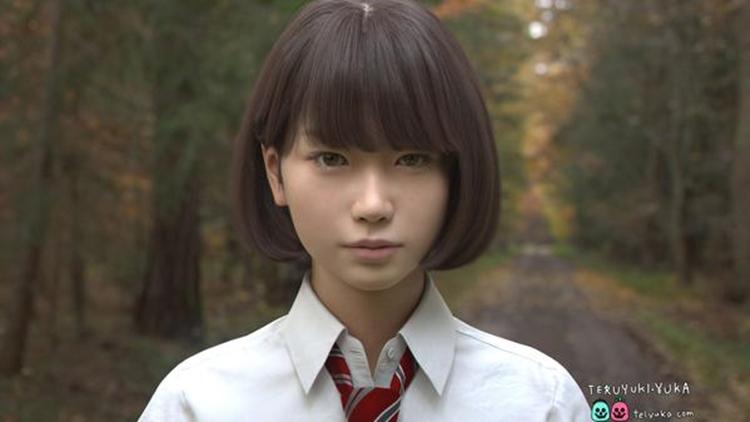 女子高生の肌質までリアルに再現した3DCGキャラクター「Saya」のクオリティが高すぎる!