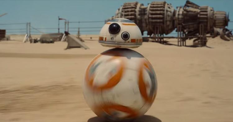 スターウォーズの新作に登場するドロイド「BB-8」が玩具に!カワイすぎて欲しくなる