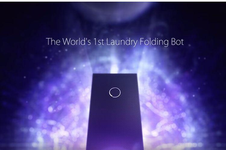【世界初】全自動洗濯物たたみ機が初公開!4年後には一般販売?