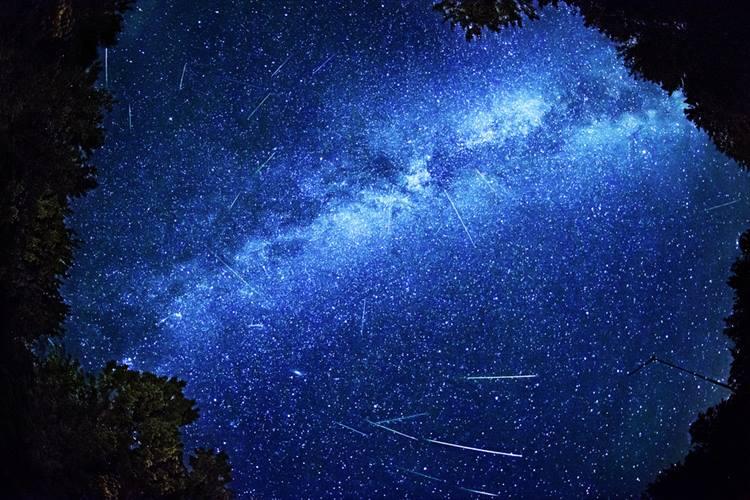 【秋の夜空に願い事】年に1度のオリオン座流星群が1番の見頃に!今年は天候も良好!