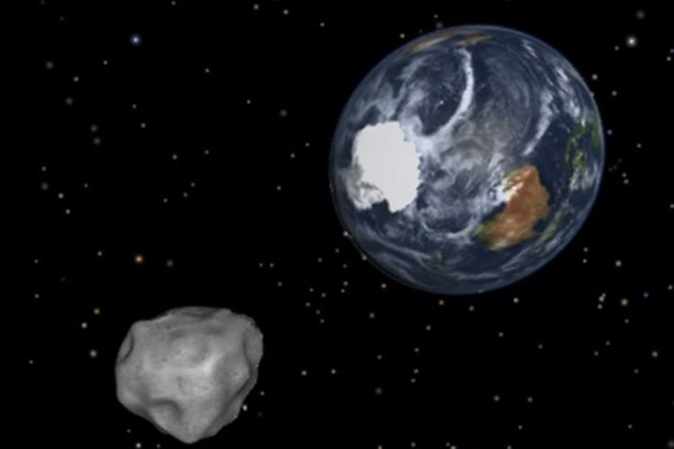 """""""巨大な小惑星""""がハロウィンの日に地球に最接近!現在、高速飛来中…NASAが発表"""