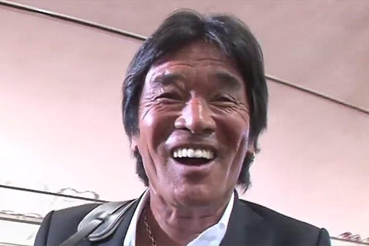 もしも目の前に笑顔の松崎しげるがいたら?最もナイスなリアクションをしたのはあの人だった!?