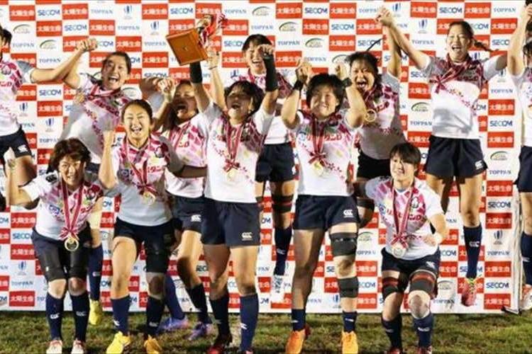 7人制ラグビー女子日本代表「サクラセブンズ」が、リオ五輪出場権を獲得!男子に続いた!