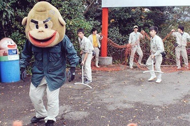 """日本モンキーセンターの""""ゴリラが逃走""""した際の訓練が楽しそう"""
