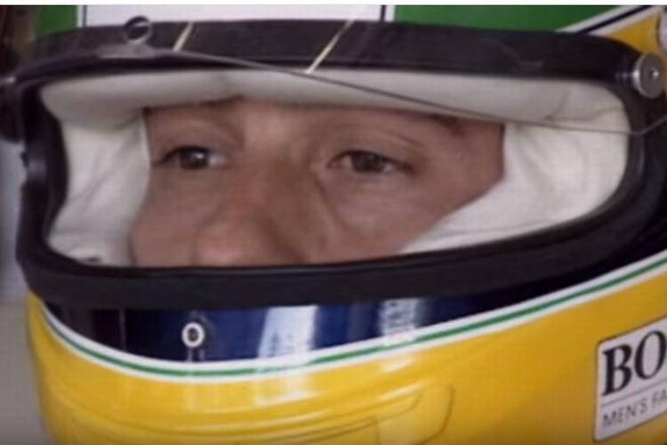 """20世紀最高のF1ドライバー""""アイルトン・セナ""""の主観ショットの映像が凄すぎて怖い!"""