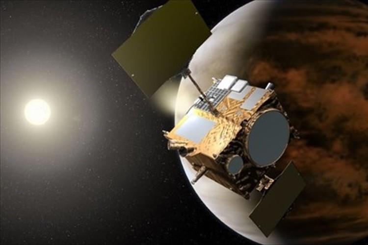 金星探査機「あかつき」…金星をまわる軌道への投入に5年ぶりの再挑戦!