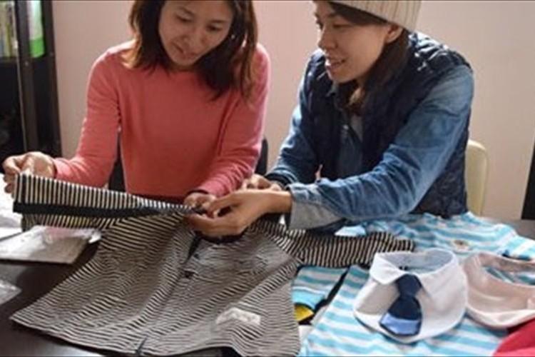 「病室でも笑顔になれる一瞬を」…滋賀の母親が企画するユニバーサル子供服が話題に!