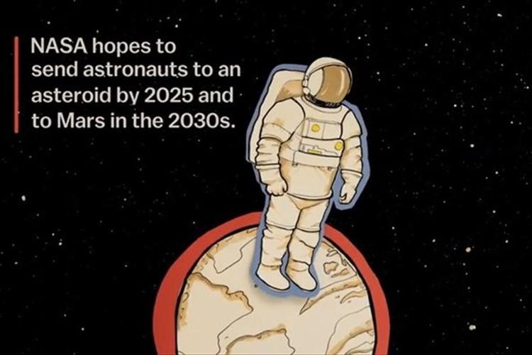 宇宙飛行士になれるチャンス!NASAが火星を探査する300人以上の宇宙飛行士を大量募集