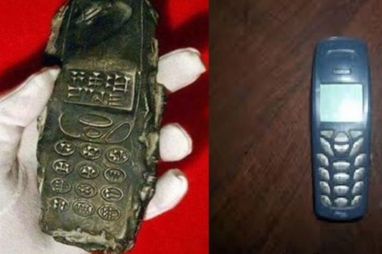 【歴史的大発見か!】オーストリアの遺跡から発掘されたのは800年前の携帯電話!?