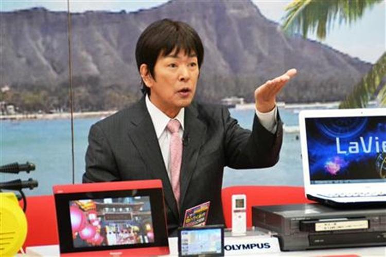 """お疲れ様!""""ジャパネットたかた""""高田明前社長が最後に紹介した商品でスタッフ号泣!"""