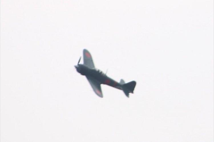 「零戦」が日本の空を飛んだ!かつて最大の特攻基地があった場所からテスト飛行