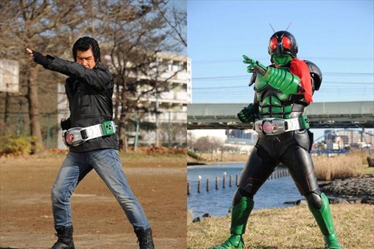 1号はやはりこの人!藤岡弘、映画「仮面ライダー1号」本郷猛役で45年ぶり復帰!