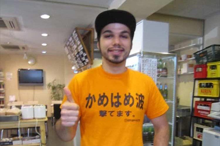 意味を教えてあげたい!外国人が着ているちょっと変わった日本語Tシャツ11選!