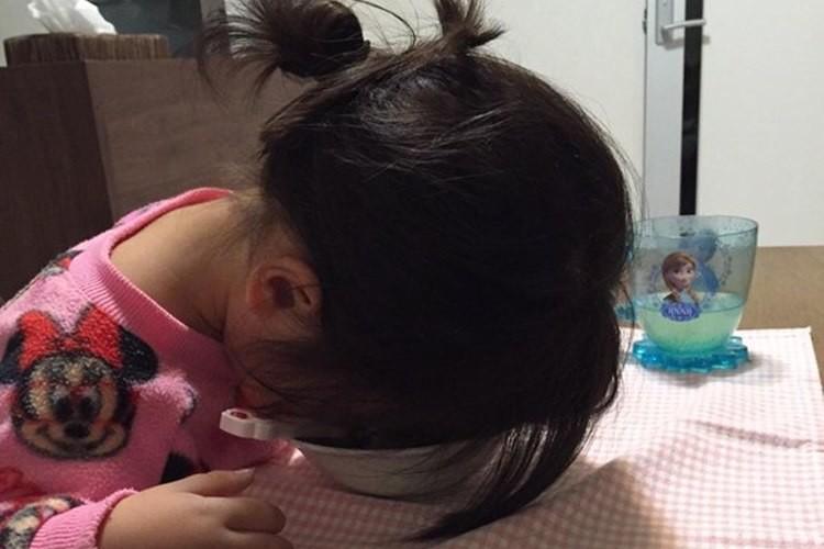 【寝る子は育つ】我が子の電池切れ画像がかわいい