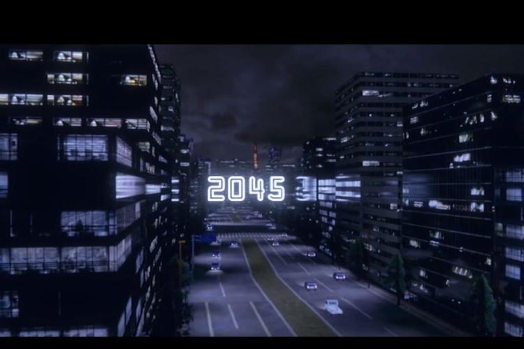 【恐れ入りました】天才中学3年生が独学で作った3D短編ムービー『2045』が凄 すぎる!