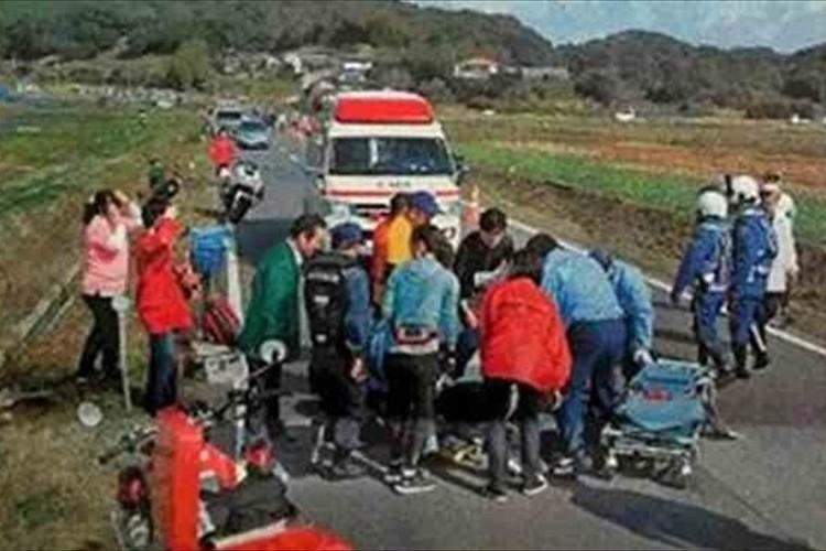 「完走よりも命」マラソン大会にランナーとして参加していた医師らが救命活動!