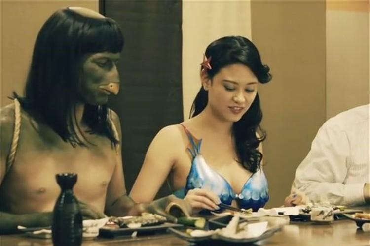 河童と人魚が登場?延岡市のPR動画が、ゆる過ぎて親しみがわいてくると話題に!