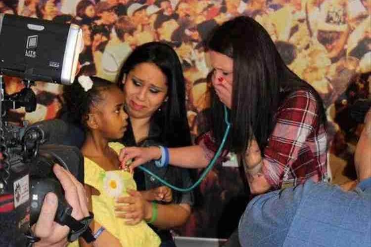 亡くなった息子の心臓を提供した母親、3年ぶりに聴いた我が子の心音に涙