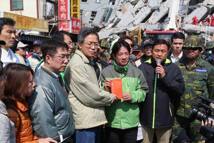 【台湾南部地震】日本から調査チームが現地入り、迅速な支援に感謝の声が上がる