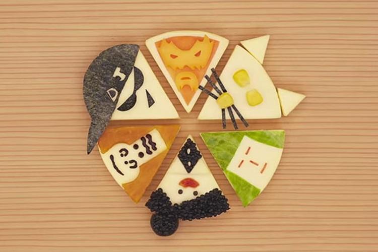 全部で何種類いるの?食べられるキャラクター『つくロッピー』が可愛い!