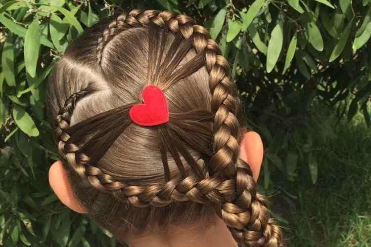 一目見ればスゴさ分かる!子供のために母親が作る髪型が芸術的な美しさ