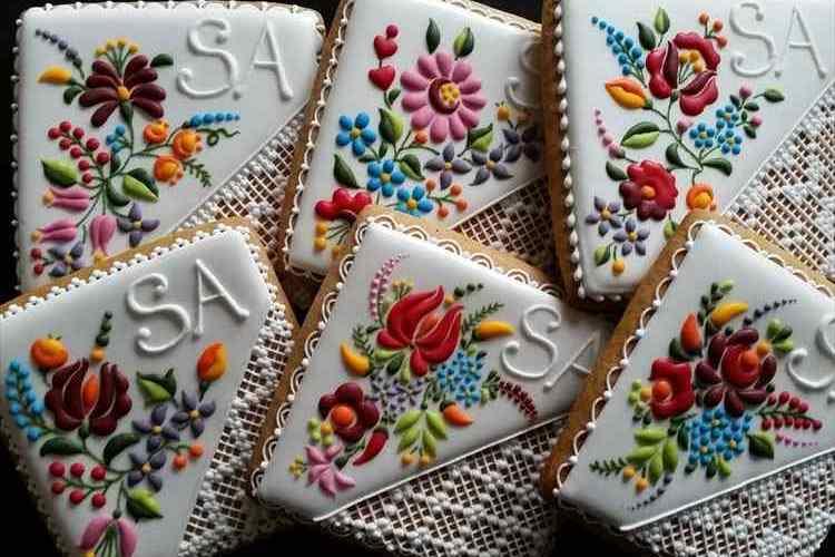 えっ!これクッキーなの!?お菓子に描かれた絵の完成度が高すぎてもはや芸術