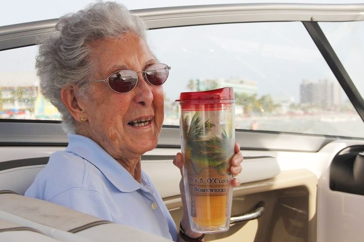 90歳で癌になった女性が選んだのは治療より旅をすることだった