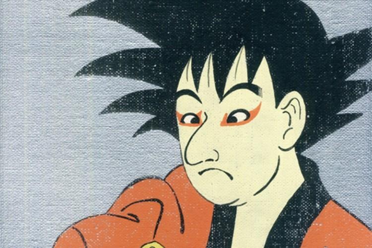 日本のアニメと浮世絵が融合!?超クールなキャラクターたち15選
