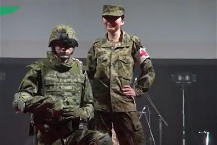 【動画】任務中と違う一面は必見!「東京ボーイズコレクション」に自衛官が参戦!