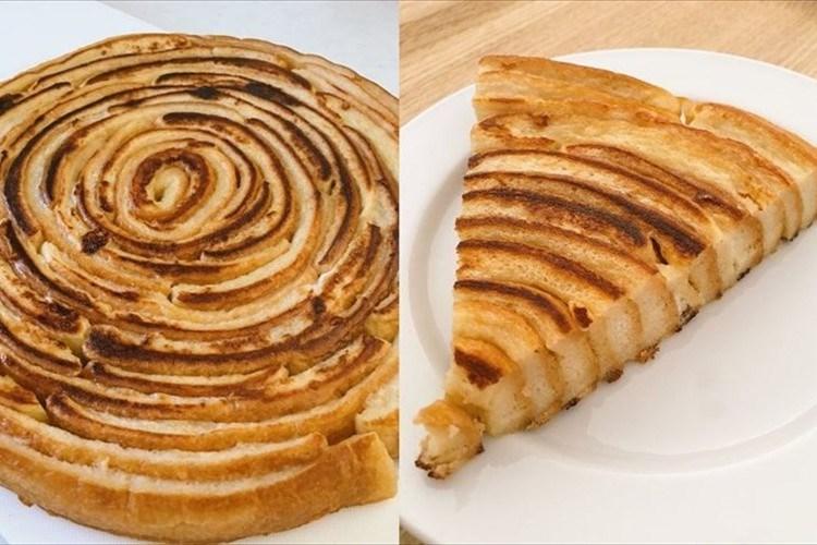 """もちもち食感で美味しい♪""""パンの耳で作るフレンチトースト""""がナイスアイディア!"""
