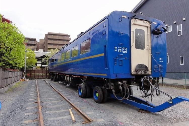 ブルートレイン復活!?「北斗星」の食堂車両レストランが東川口にオープン!!