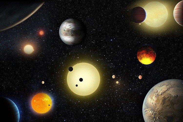 """NASAが""""地球の様に生命を維持できる可能性のある惑星""""を新たに9個発見!"""