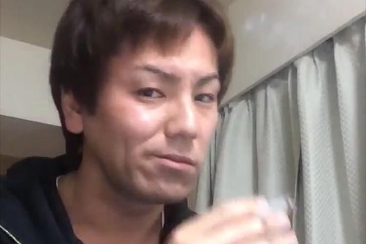 """【動画】狩野英孝が""""ドヤ顔でみせるタバコの手品""""が驚愕の結末を迎えて話題に!"""