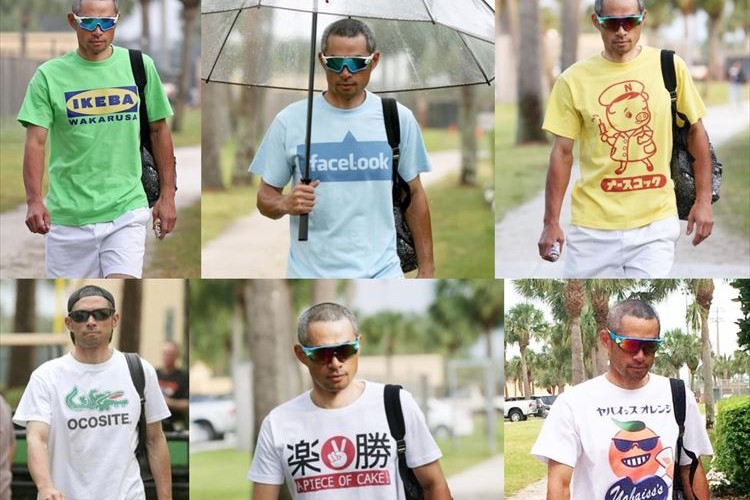 イメージとのギャップが凄すぎるイチロー選手のTシャツまとめ【17選】