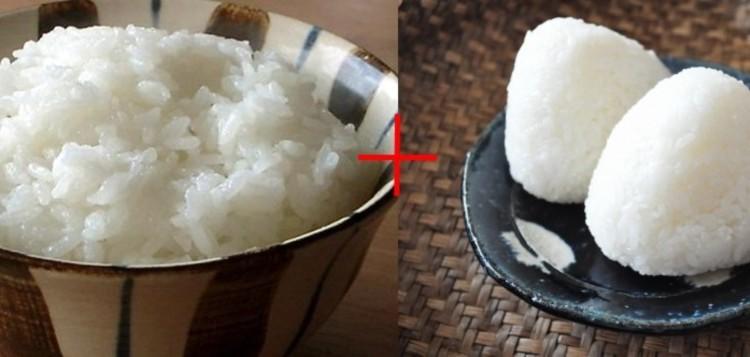 究極の炭水化物×炭水化物、『塩むすび丼』のビジュアルに驚愕!