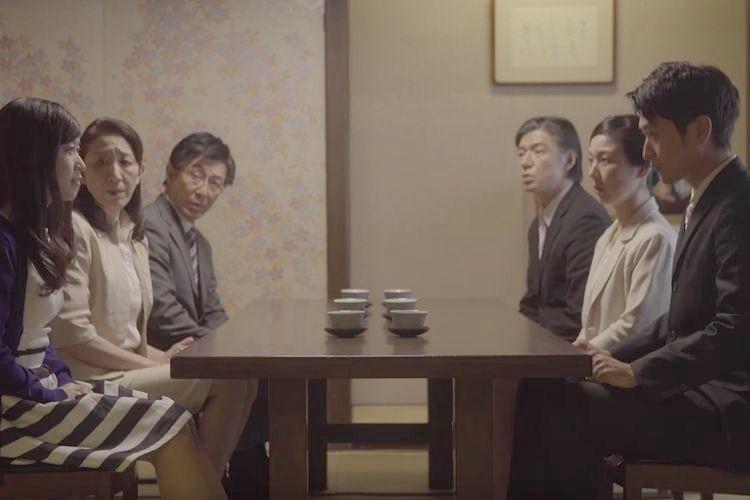 結論がでない…重々しい雰囲気の中、「ある事柄」について議論する6人の大人たち。何のことなの?