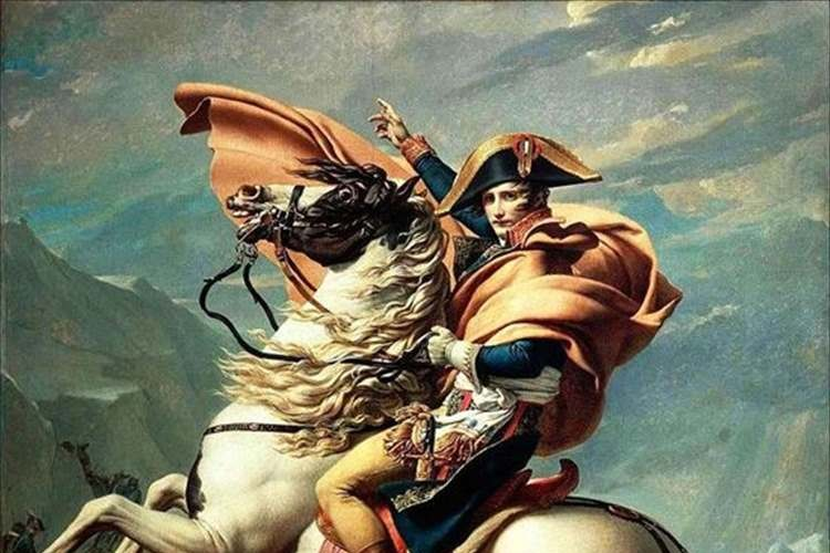 ナポレオン 最後の愛馬の剥製が修復される…しかし、こんな感じだったとは意外!