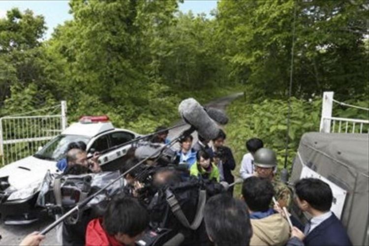 【速報】北海道の不明男児を発見! 話もできて無事 陸自演習場内で雨宿り