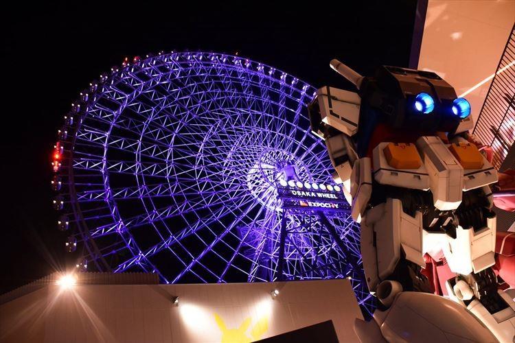 【高さ123m】日本一の観覧車が7月1日に大阪でついにグランドオープン!!