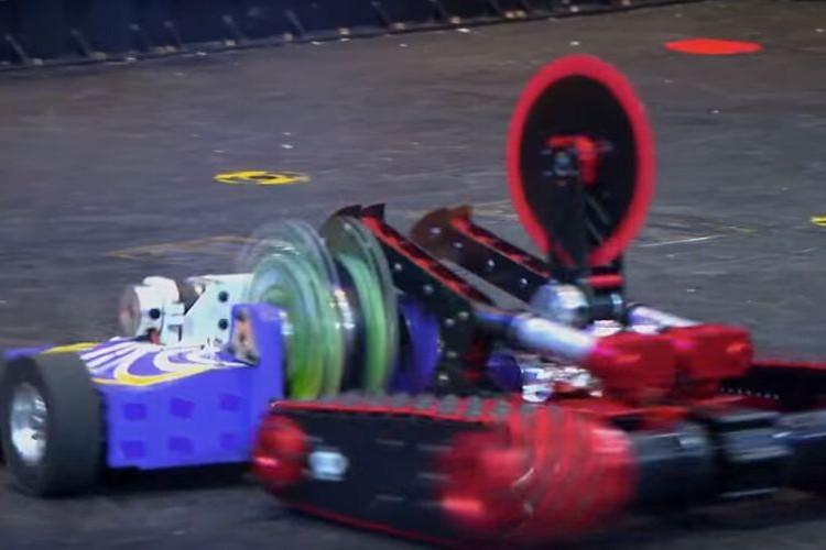 【ガチ対決】海外でのロボット対決が本気でぶっ壊そうとしていて面白すぎる