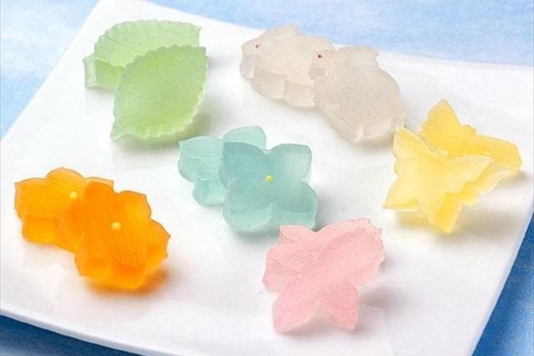 愛らしく、そして美しい。金沢の伝統的な和菓子『かいちん』の可愛らしさに笑みがこぼれる