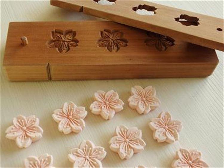 何たる可憐さ…繊細で美しい和菓子たちと、その裏で光る『菓子木型』の技術