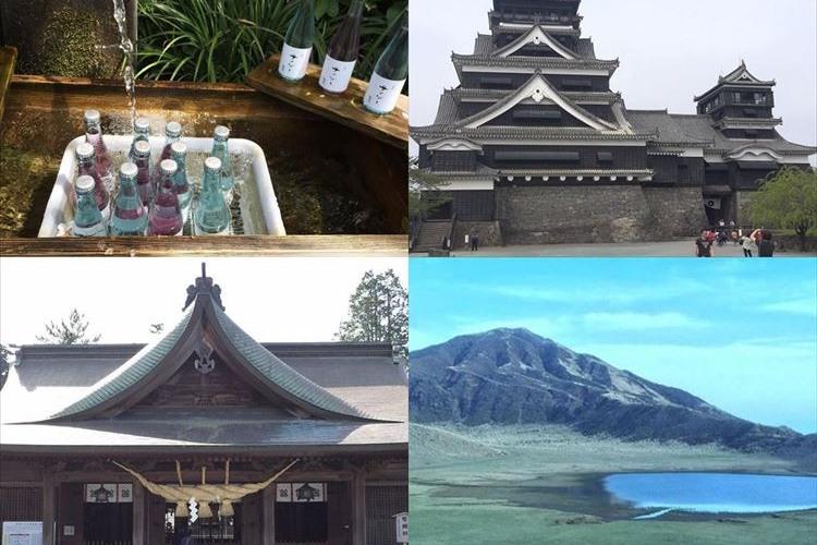 【実録】写真で見る震災3日前の阿蘇神社・熊本城…そこから見える今
