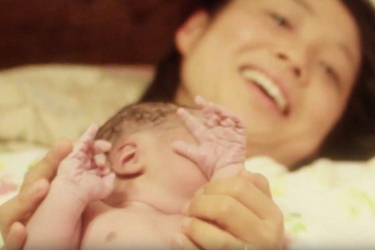 ママが赤ちゃんに最初に伝えた言葉とは…?命と向き合うドキュメンタリー動画『278日』に心が熱くなる