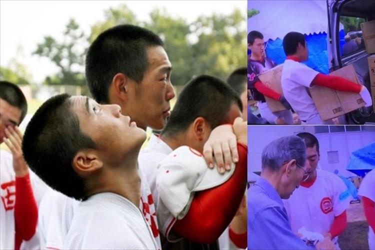 「益城町を甲子園に」町民と一緒に戦うも夢破れ号泣…震災時にはボランティア