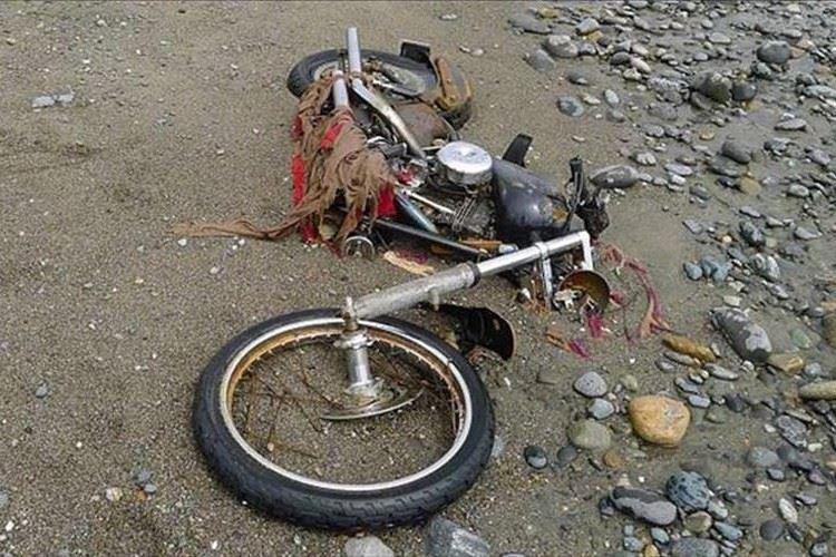 震災で流されたバイクがカナダで見つかるも持主は受取拒否…その理由に感動